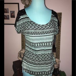 sz Small Charlotte Russe top